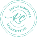 karencampbellmarketing Mobile Logo